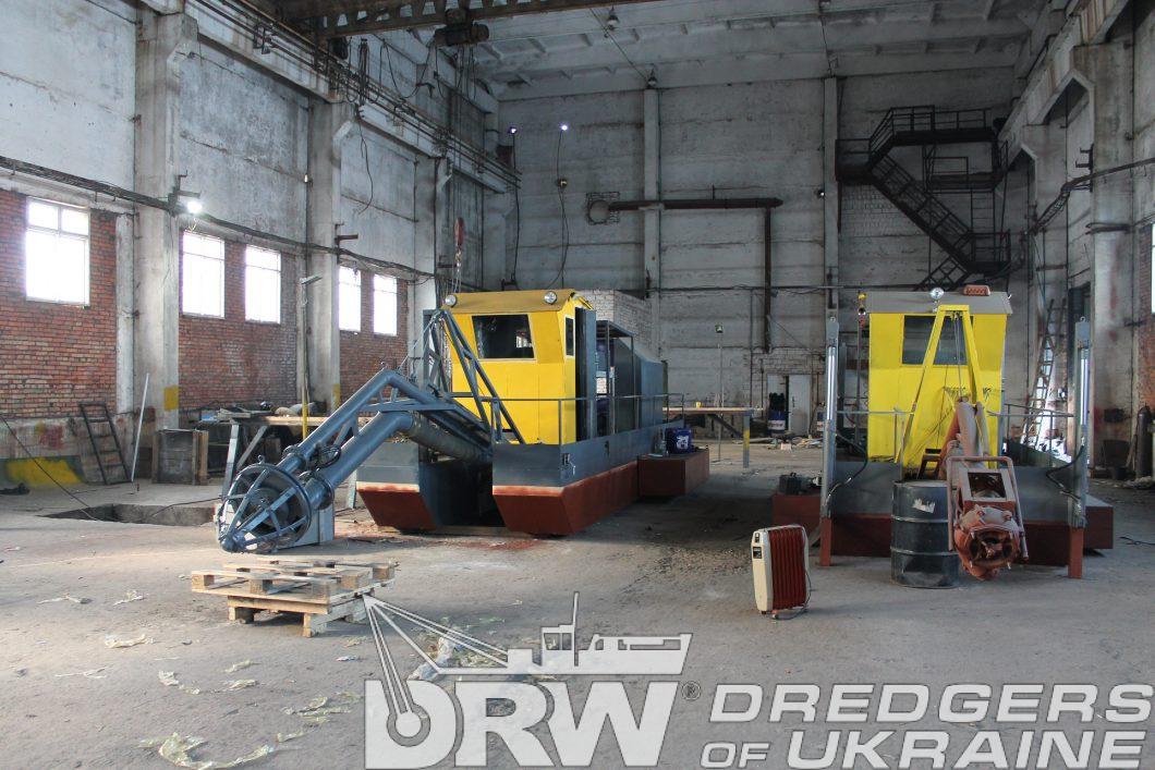Dredger DRW-400/20D