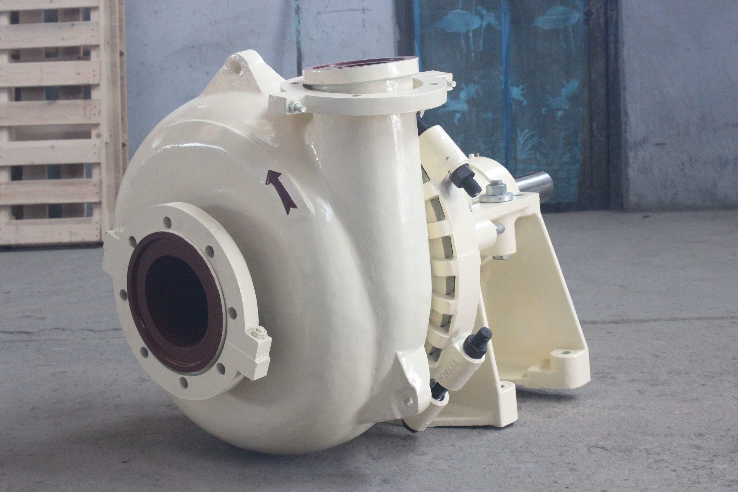 warman sand pump