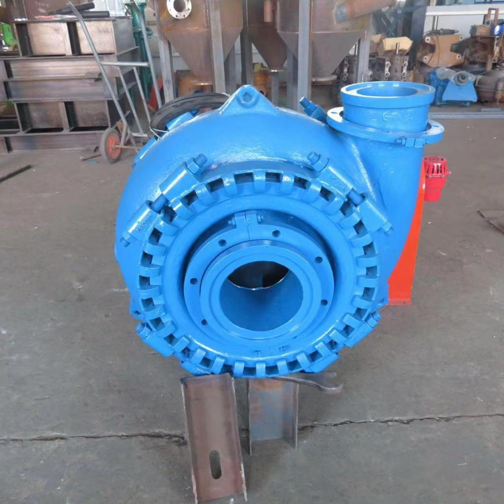 sand pump warman 10""