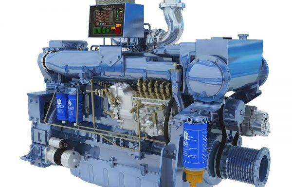 Двигатели Weichai